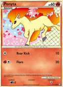 Ponyta from Triumphant