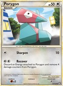 Porygon from Triumphant