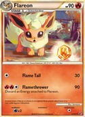 Flareon from Undaunted