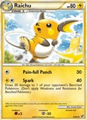 Raichu from Undaunted