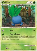 Oddish from Undaunted