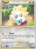 Togepi from Undaunted