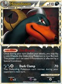 Houndoom from Undaunted
