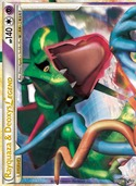 Rayquaza & Deoxys LEGEND (Top) from Undaunted