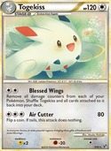 Togekiss from Undaunted