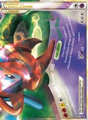 Rayquaza & Deoxys LEGEND (Bottom) from Undaunted