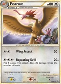 Fearow from Unleashed