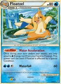 Floatzel from Unleashed