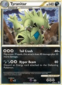 Tyranitar from Unleashed