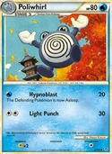 Poliwhirl from Unleashed