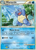 Wartortle from Unleashed