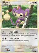 Aipom from Unleashed