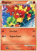 Magmar from Unleashed