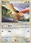 Spearow from Unleashed