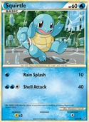 Squirtle from Unleashed