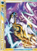 Raikou & Suicune LEGEND (Top) from Unleashed