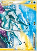 Raikou & Suicune LEGEND (Bottom) from Unleashed