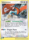 Salamence from Winner cards