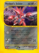Rocket's Scizor from Best of Game