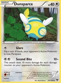 Dunsparce from XY