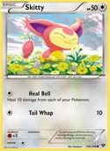 Skitty from XY