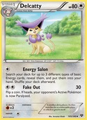 Delcatty from XY