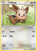 Lillipup from XY