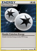 Double Colorless Energy from XY