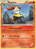Braixen from XY