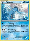 Lapras from XY