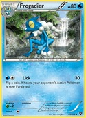 Frogadier from XY