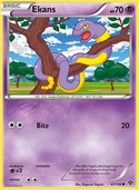 Ekans from XY