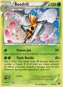 Beedrill from XY