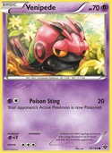 Venipede from XY