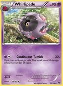 Whirlipede from XY