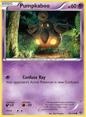 Pumpkaboo from XY