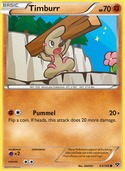 Timburr from XY