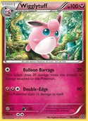 Wigglytuff from XY