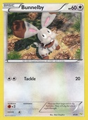 Bunnelby from XY Trainer Kit