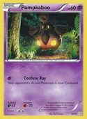 Pumpkaboo from XY Trainer Kit