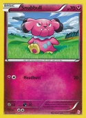 Snubbull from XY Trainer Kit