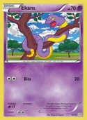 Ekans from XY Trainer Kit