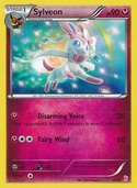 Sylveon from XY Trainer Kit