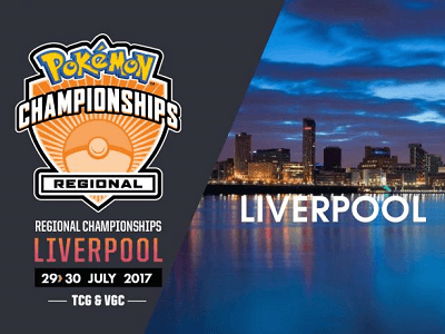 Regional Liverpool, UK - July 29-30 - Standard