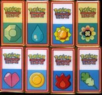 Kanto Badges (Pokémon TCG League)
