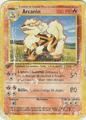 Destroyed Arcanine