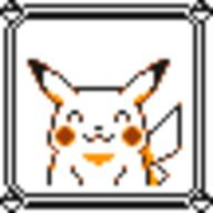 faceset faceset_yellow_pikachu game_boy pikachu pocket_monsters_pikachu pokemon_yellow sprite yellow // 54x54 // 406