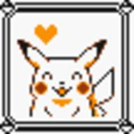 faceset faceset_yellow_pikachu game_boy pikachu pocket_monsters_pikachu pokemon_yellow sprite yellow // 54x54 // 431