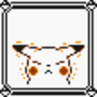 faceset faceset_yellow_pikachu game_boy pikachu pocket_monsters_pikachu pokemon_yellow sprite yellow // 54x54 // 343