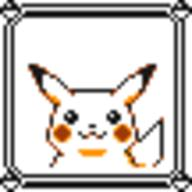 faceset faceset_yellow_pikachu game_boy pikachu pocket_monsters_pikachu pokemon_yellow sprite yellow // 54x54 // 379